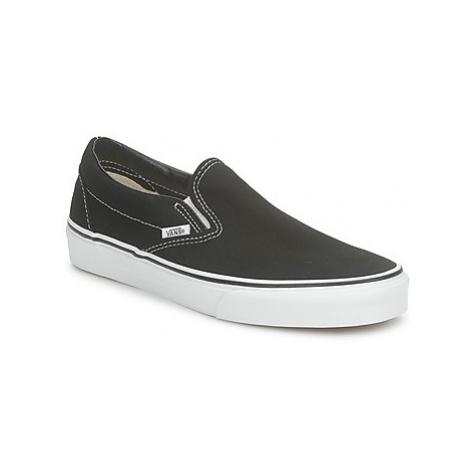 Vans CLASSIC SLIP-ON Černá