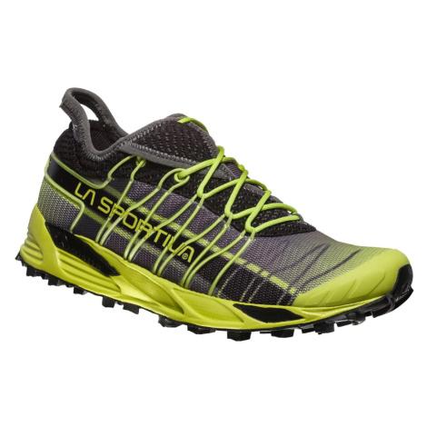Pánské trailové boty La Sportiva Mutant Apple Green/Carbon