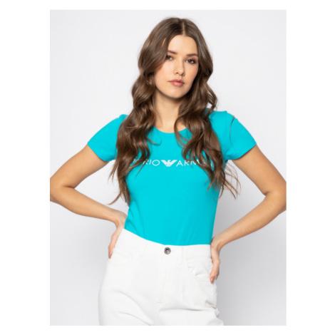 Dámské tričko 163139 0P317 00383 - Emporio Armani