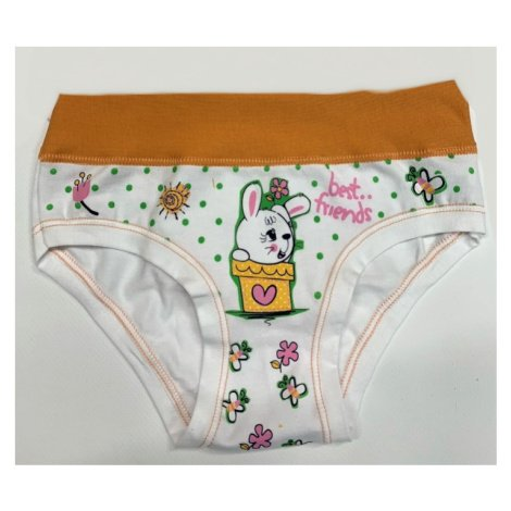 Dívčí kalhotky Emy Bimba 2171 | růžová