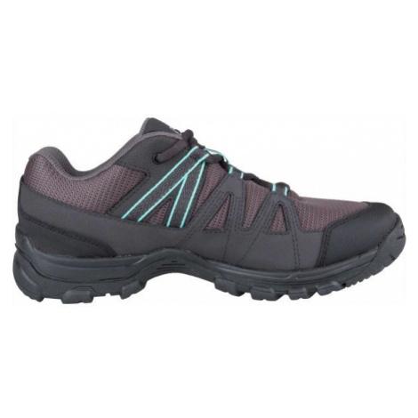 Salomon DEEPSTONE W tmavě šedá - Dámská trailrunningová obuv