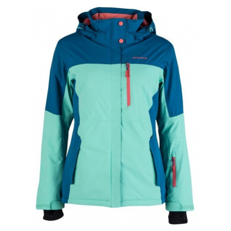 Arcore NOELY zelená - Dámská lyžařská bunda