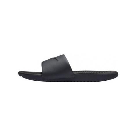Nike Kawa Slide Černá