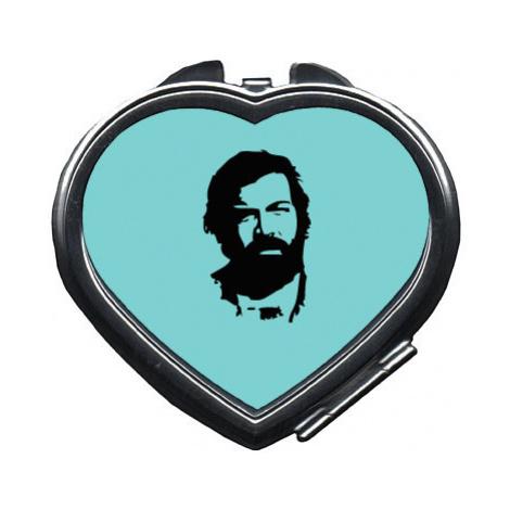 Zrcátko srdce Bud Spencer