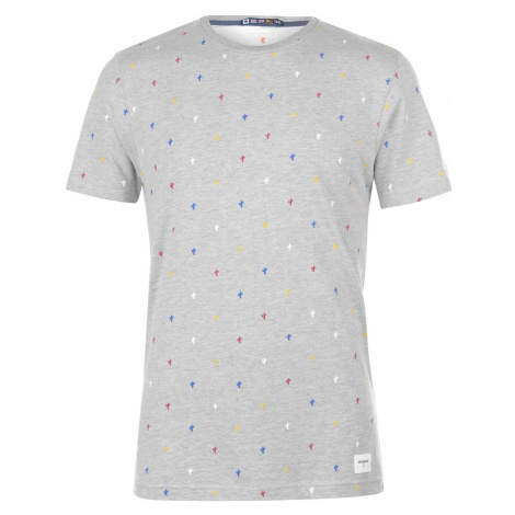 Triko SoulCal Deluxe AOP Flag T Shirt Soulcal & Co