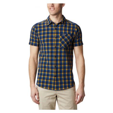 Columbia TRIPLE CANYON™ SS SHIRT žlutá - Pánská košile