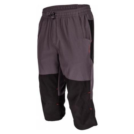 Willard FABIN černá - Pánské 3/4 kalhoty