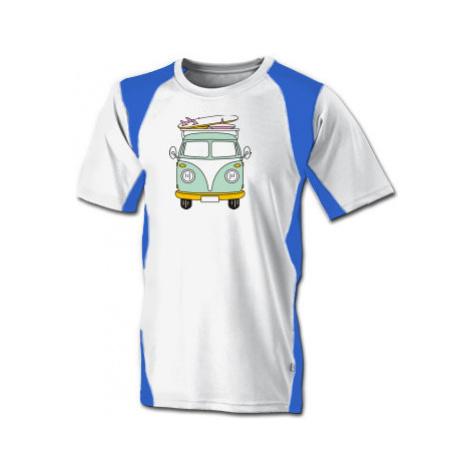 Funkční tričko pánské Camper Van