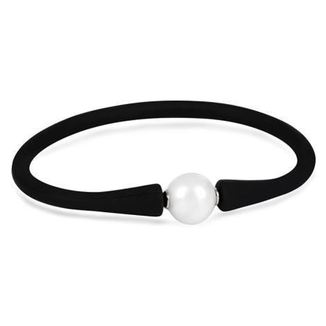 JwL Luxury Pearls Sportovní perlový náramek JL0344