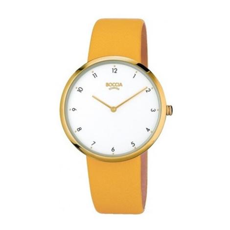 BOCCIA 3309-02, Dámské náramkové hodinky Boccia Titanium