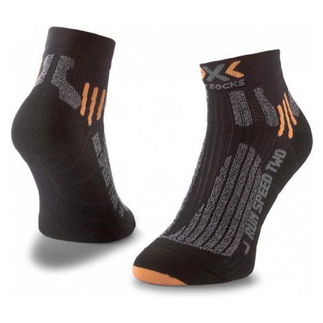 PONOŽKY X-SOCKS Run Speed Two - černá