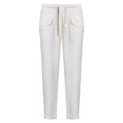 Kalhoty Deha EASY béžová