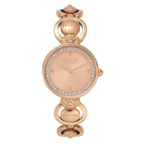 Rosegold hodinky - VERSACE VERSUS