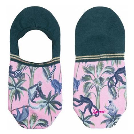 XPOOOS dámské ponožky 72020 - Vícebarevné