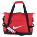 Nike ACADEMY TEAM M DUFF červená - Sportovní taška