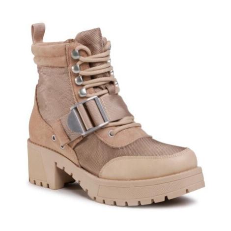Šněrovací obuv Jenny Fairy WS5171-05 Látka/-Látka