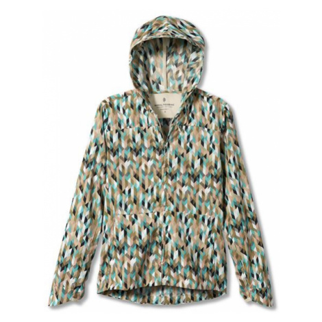 ROYAL ROBBINS Wmns Expedition Full Zip Hoody, Turquoise