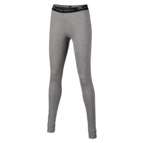 Dámské spodní kalhoty Alpine Pro GAZERA - šedá