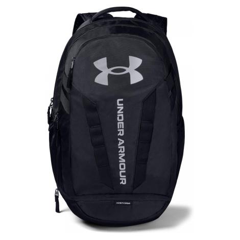 Batoh Under Armour Hustle 5.0 Backpack Černá / Stříbrná