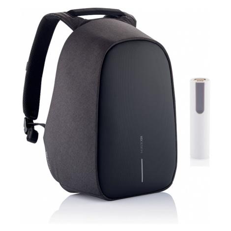 Bezpečnostní batoh na notebook Bobby Hero Regular 15.6'', XD Design, černý, P705.291