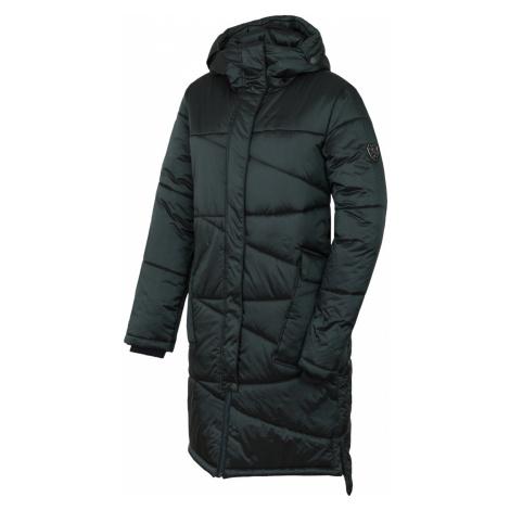 HANNAH MESA Dámský oversize kabát 10005350HHX01 scarab