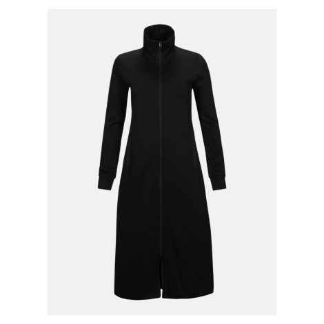 Šaty Peak Performance W Tech Dress - Černá