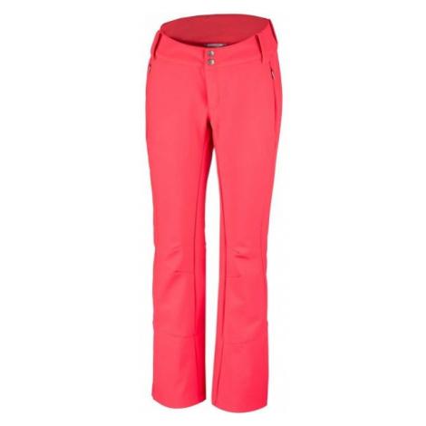 Columbia ROFFE RIDGE PANT červená - Dámské zimní kalhoty