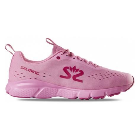 Dámské běžecké boty Salming enRoute 3 růžové