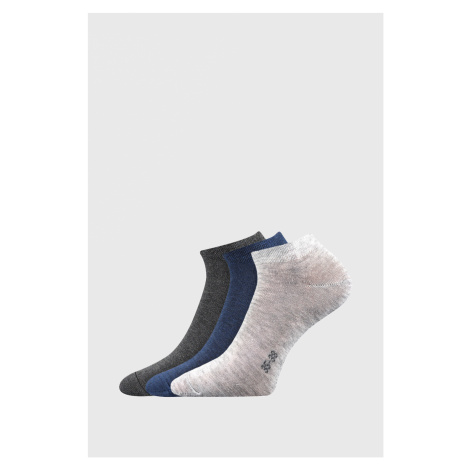 3 PACK dámských ponožek Hoho vícebarevná