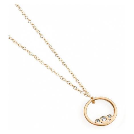 Vuch Dámský náhrdelník Ringy Gold
