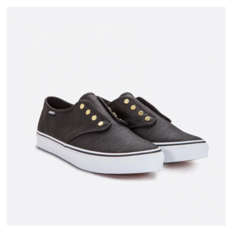 Vans Camden Stud Gore Textile Black and Gold