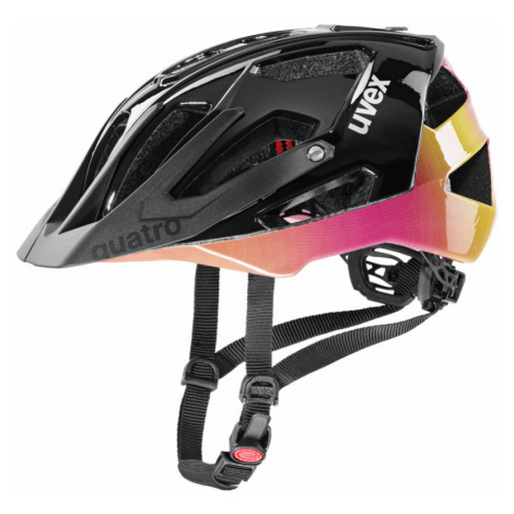 Cyklistická helma Uvex Quattro future-black