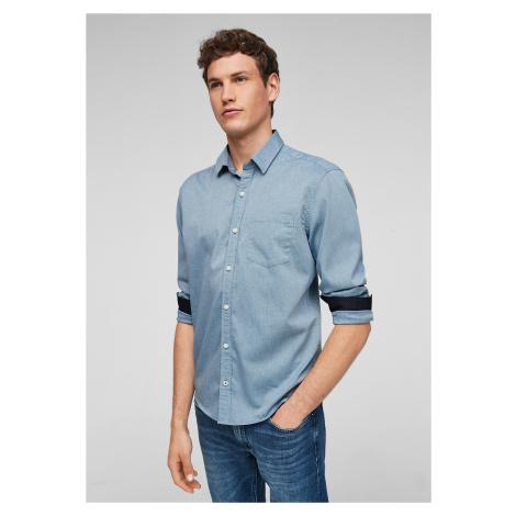 s.Oliver pánská košile s dlouhým rukávem 13.011.21.4531/6923
