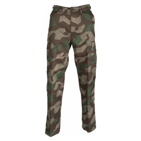 Kalhoty US Ranger typ BDU splintertarn Sturm MilTec