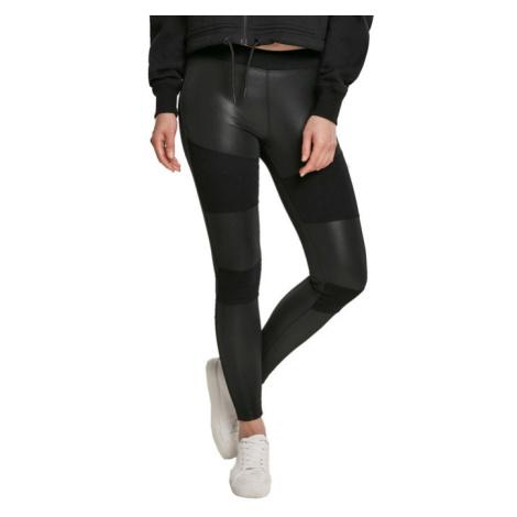 URBAN CLASSICS Fake Leather Tech Leggings
