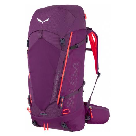 Dámský turistický batoh Salewa Alptrek 50+10 l Dark Purple