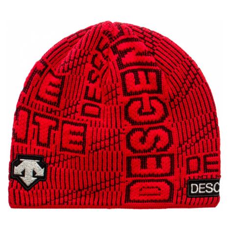 Čepice Descente SUMMIT červená