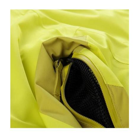 Pánská lyžařská bunda Alpine Pro MIKAER 2 - reflexní žlutá