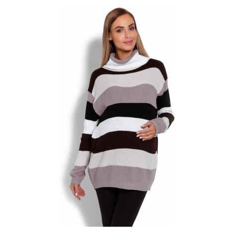 Těhotenský svetr model 124227 PeeKaBoo uniwersalny
