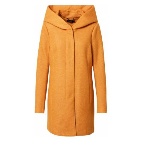 ONLY Přechodný kabát 'SEDONA' oranžová