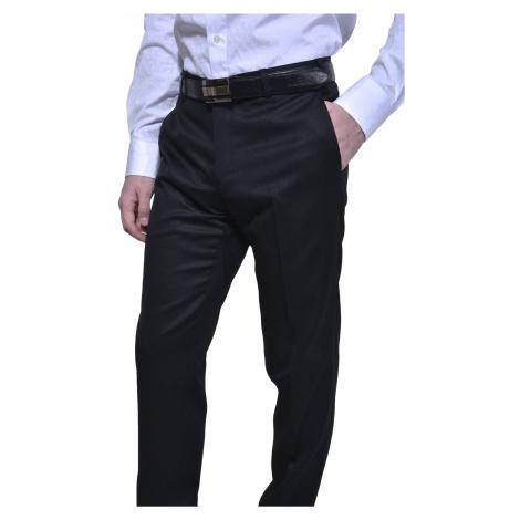 Čierne spoločenské nohavice Alain Delon
