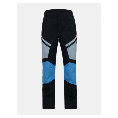 Kalhoty Peak Performance W Gravity 2L Pants - Modrá