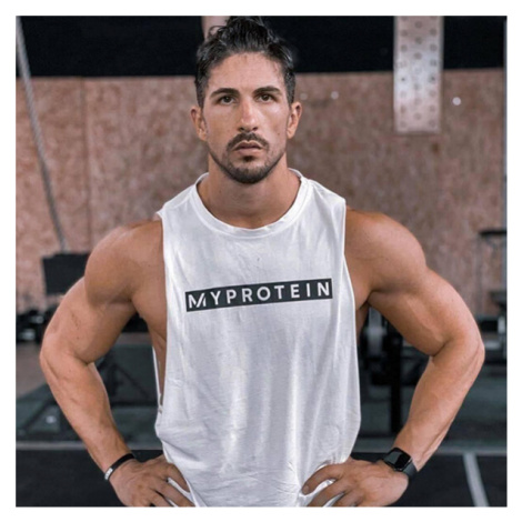 The Original Tank top - Bílý Myprotein
