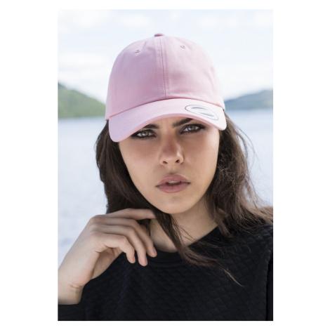 Low Profile Cotton Twill - pink Urban Classics