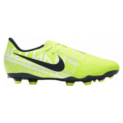 Nike JR PHANTOM VENOM ACADEMY FG žlutá - Dětské kopačky