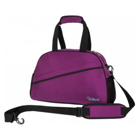 Willard CITY BAG fialová - Dámská taška přes rameno