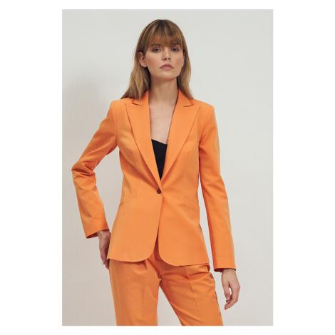 Oranžové sako Z38 Nife