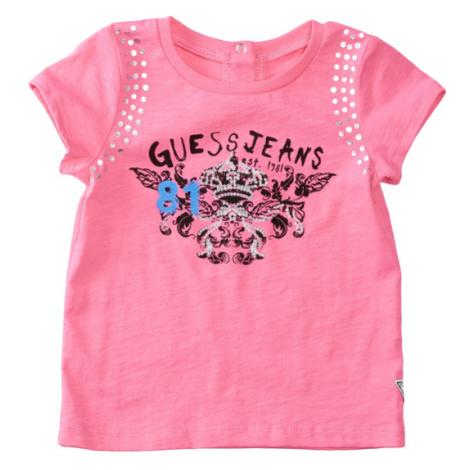 GUESS Kids tričko Foil High-Intensity GU72