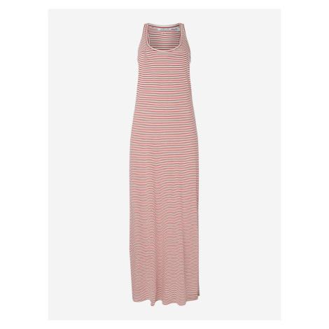 Šaty O'Neill Lw Julietta Maxi Dress Růžová
