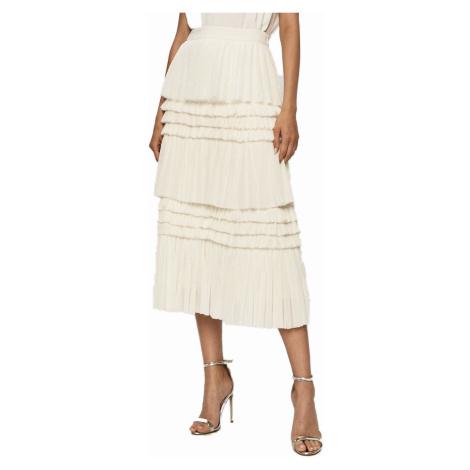 Bílá sukně - MISS SIXTY